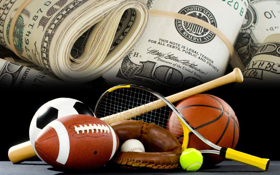 wagering on sports