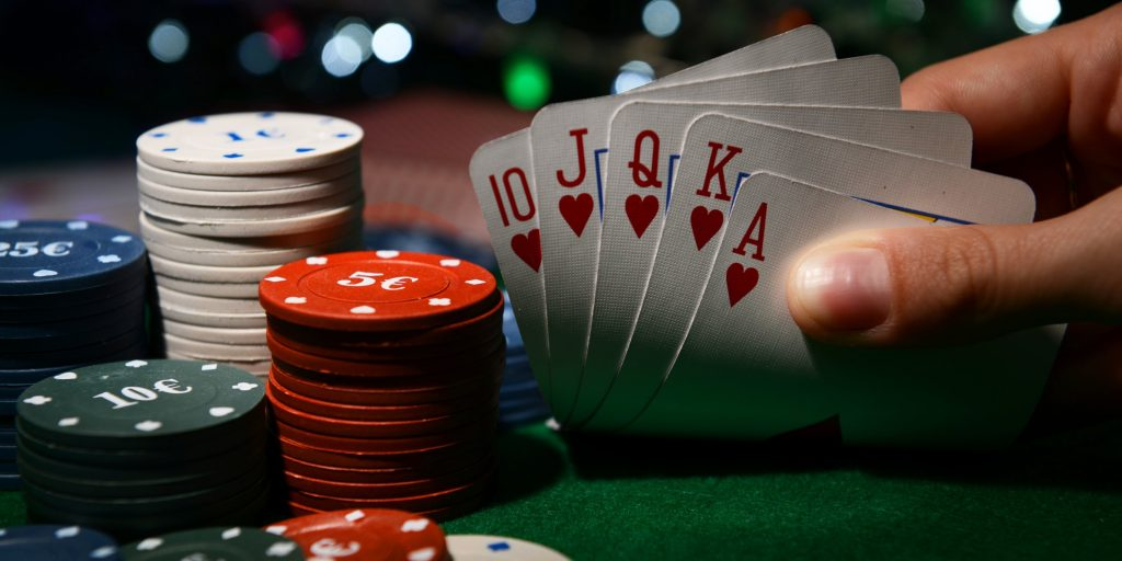 Poker Gambling Site