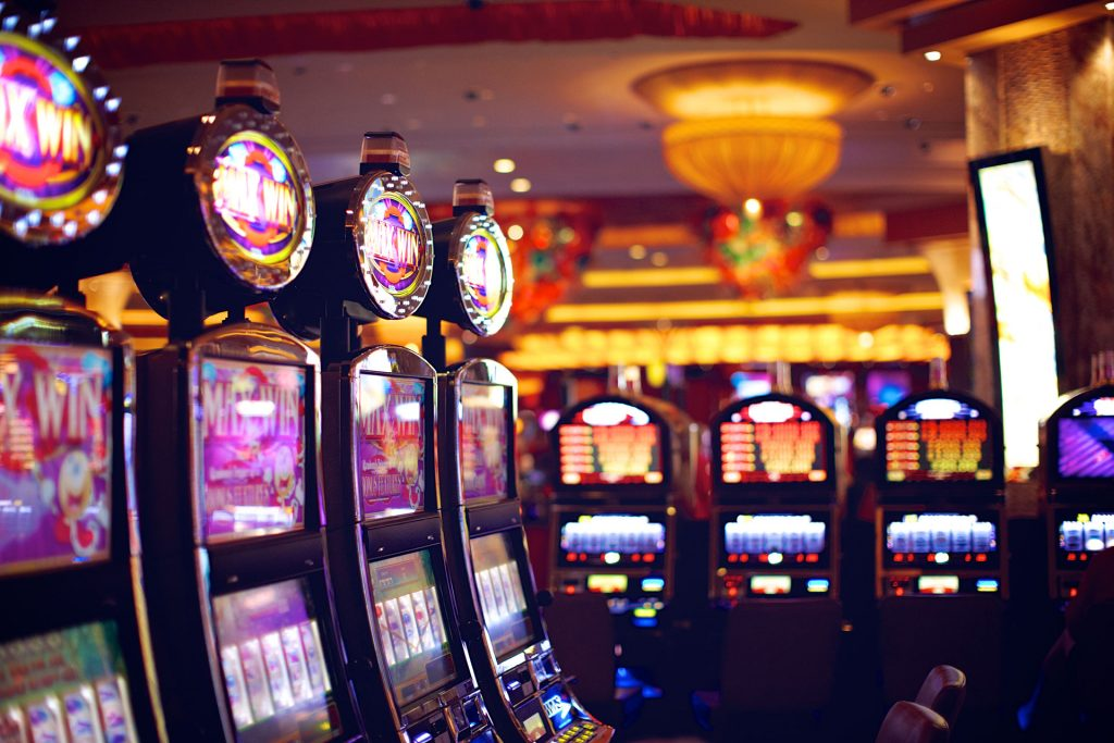 playing online slot sites