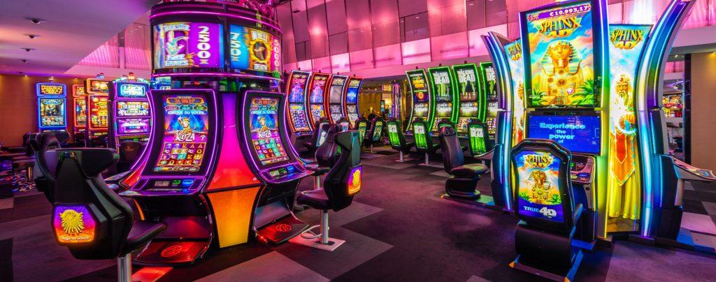 slots gaming